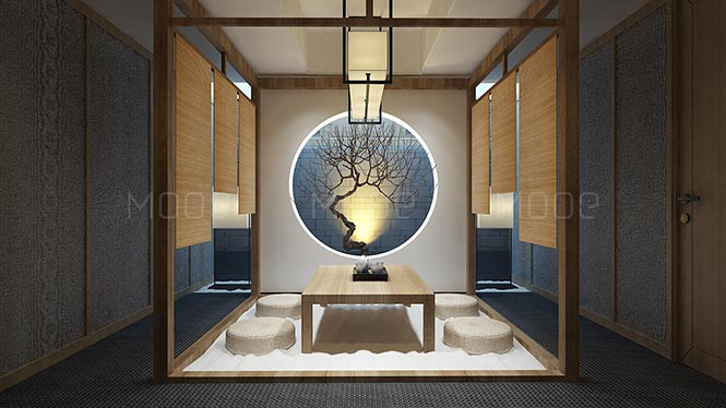沐颐氧蒸空间-大自然灵感系列B款